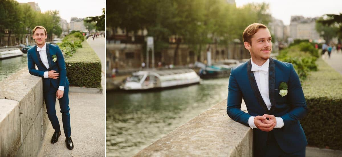 Paris River Seine Destination wedding photographer www.benandhopeweddings.com.au