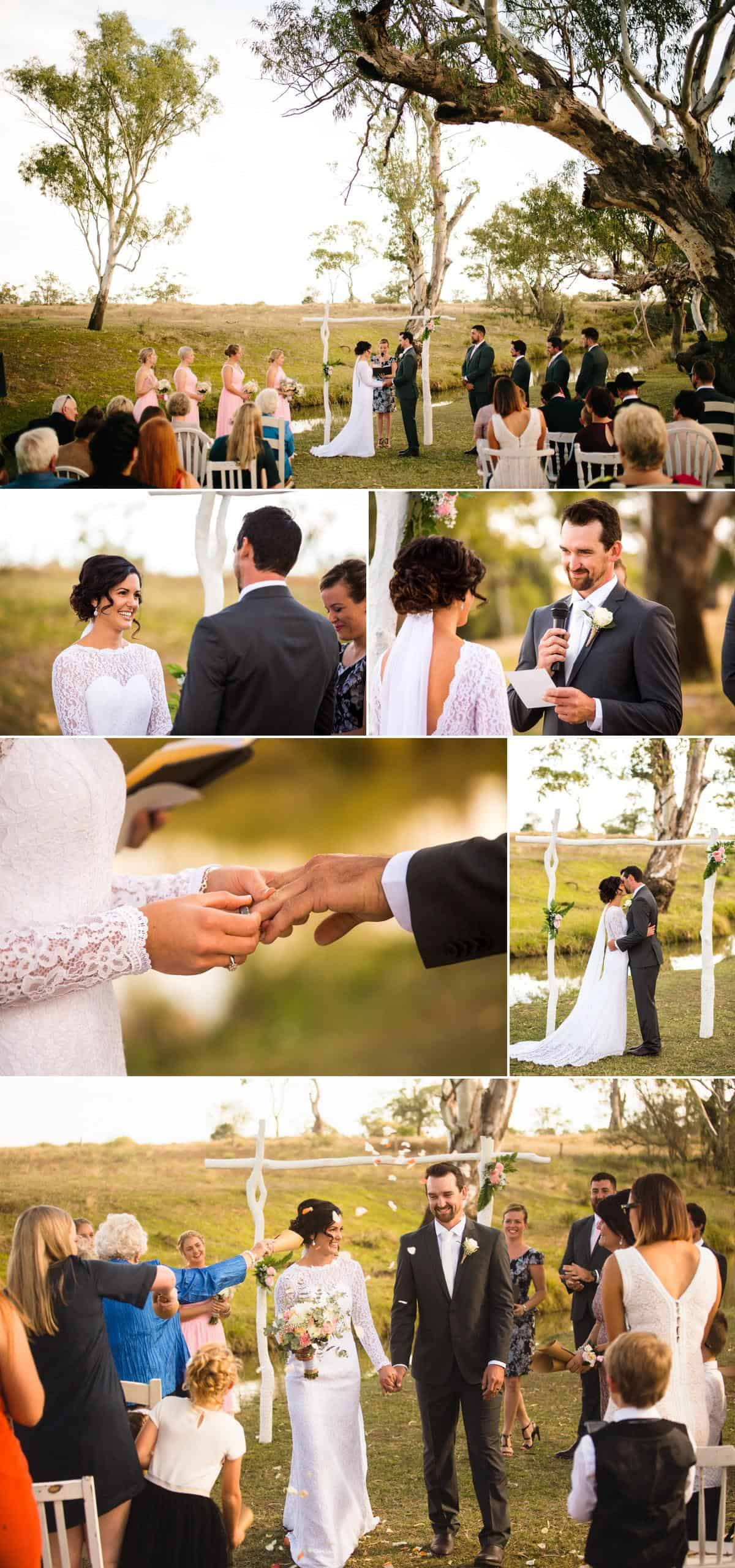 Kate + Brogan The Woolshed wedding www.benandhopeweddings.com.au 8