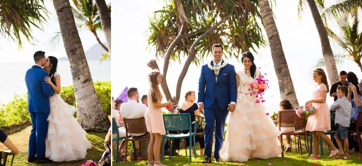 Oahu Hawaii Destination wedding photographer www.benandhopeweddings.com.au