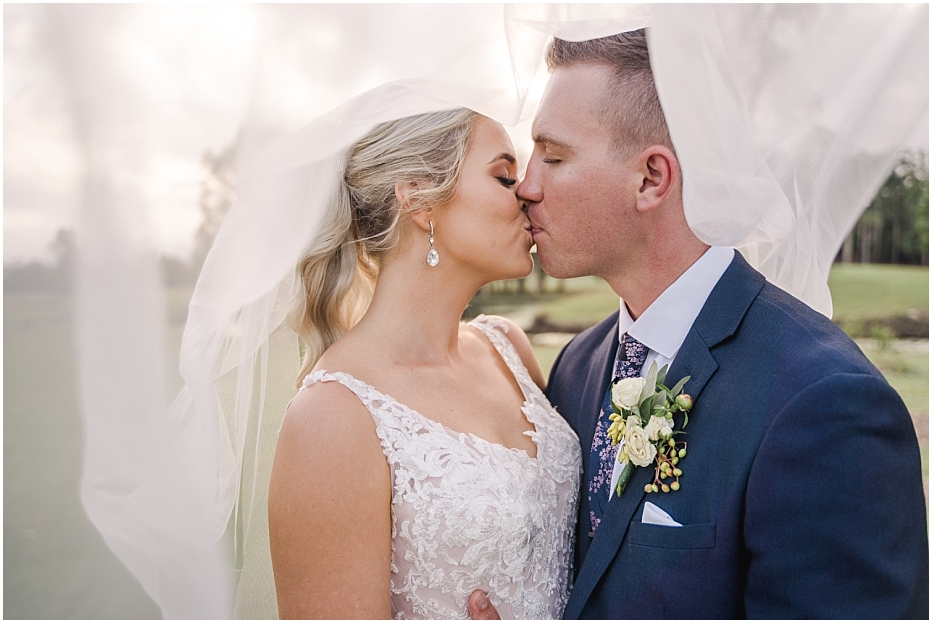 Best Gold Coast Wedding Photographer - The Village at Parkwood Wedding Venue - Tegan and Dylan