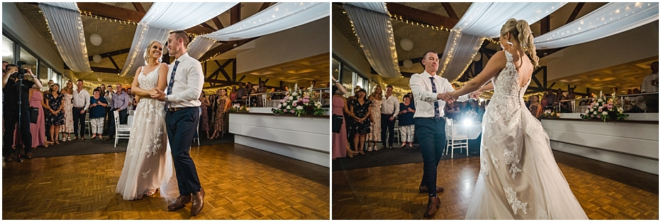 Reception Photos at The Village at Parkwood Wedding Venue - Tegan and Dylan